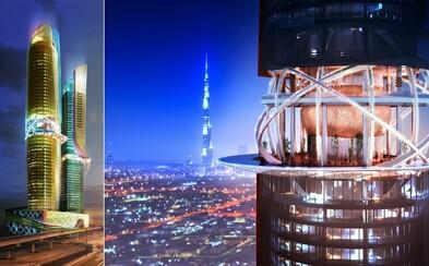 Dubaj posúva levely. V budúcnosti tu vyrastie prvý mrakodrapový komplex na svete s dažďovým pralesom vo vnútri