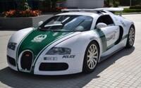 Dubajská polícia opäť šokuje: Toto je ich nové Bugatti Veyron!