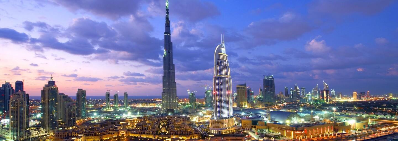 Dubajský princ se rád kochá pohledem na své město zahalené v objetí oblaků. Jeho výhledy nemají konkurenci