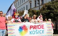 Dúhový pochod za práva homosexuálov sa bude konať v metropole východu už siedmykrát