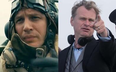 Dunkirk posadí diváka priamo do centra nervydrásajúcej akcie. Prečo bude film kratší a ako dostal Nolan zelenú na natáčanie?