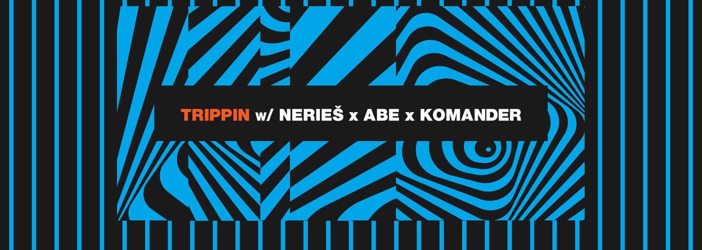 Duo Nerieš vystúpi na Trippine v Dunaj Dole. Sprevádzať ich budú Abe a Komander