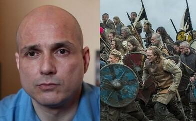 Dušan Cinkota bude hlavnou hviezdou najdrahšieho slovenského seriálu prirovnávaného ku Game of Thrones a Slovanom