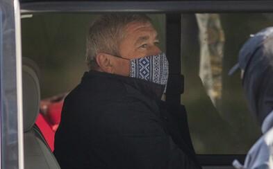 Dušan Kováčik je obžalovaný zo zločinu založenia, zosnovania a podporovania zločineckej skupiny