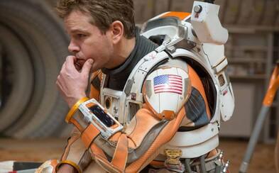 Dva ďalšie TV Spoty pre vesmírneho Marťana odhaľujú akciou nabité nové zábery