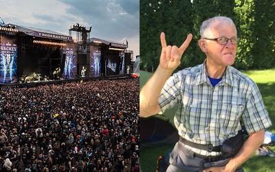 Dva dědečkové utekli z domova důchodců na největší metalový festival. Našli je ve tři ráno