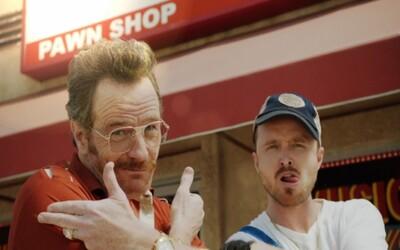 Dva hlavní aktéři Breaking Bad se ještě jednou spojili a výsledek předčil naše očekávání