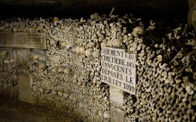 Dvaja chlapci sa na tri dni stratili hlboko v katakombách pod Parížom. Našli ich vystrašených a dezorientovaných
