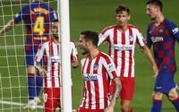 Dvaja členovia tímu Atletico Madrid majú pozitívny test na koronavírus