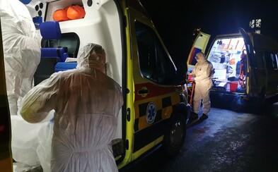 Dva Slováky s podezřením na koronavirus izolovali od ostatních. V Martině se o ně stará vyhrazený personál
