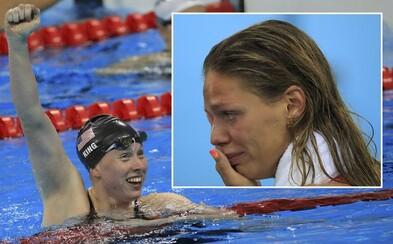 Dvakrát dopovala, no nakoniec sa dostala na olympiádu. Ruskej plavkyni však nič nedarovali a publikum ju vybučalo