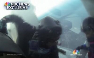 Dve lietadlá sa hrozivo zrazili vo vzduchu, no posádka prežila