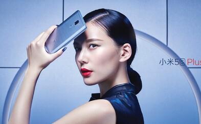 Dve novinky Mi 5s a Mi 5s Plus od Xiaomi prinášajú ultrazvukový snímač na odtlačky aj dvojitý foťák