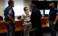 Dvěma obětem zasadil přes 130 bodných ran. Vrah z Břeclavi si definitivně odsedí 30 let