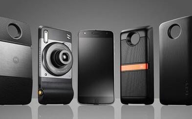 Dvojdňová výdrž a modulárna konštrukcia. Smartfón Lenovo Moto Z Play je na pultoch v parádnej zľave