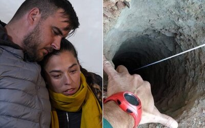 Dvojročný chlapec pád do 100-metrovej studne neprežil. Záchranári sa k nemu dostali po dvoch týždňoch