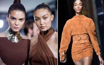 Dvorná značka rodiny Kardashianovcov predstavila v Paríži jednu z najlepších kolekcií tohto roku
