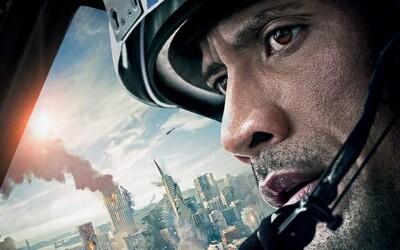 Dwayne Johnson ako záchranca Kalifornie v katastrofickom San Andreas
