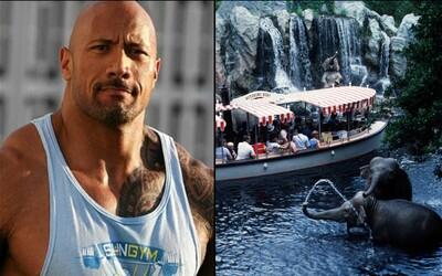Dwayne Johnson je konečně připraven čelit nástrahám Disney atrakce Jungle Cruise a potvrzuje tak natáčení filmu v roce 2018