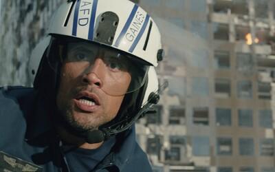 Dwayne Johnson se vrátí v pokračování San Andreas, aby čelil katastrofě daleko větších rozměrů