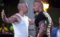 Dwayne Johnson se vysmál Vinu Dieselovi. Se sérií Rychle a zběsile nadobro skončil