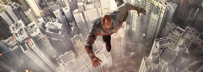 Dwayne Johnson zachraňuje svou rodinu v hořícím mrakodrapu plném teroristů. Podařilo se mu natočit zábavný akční výplach? (Recenze)