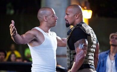 """Dwayne """"The Rock"""" Johnson sa ako Hobbs možno nevráti do hlavnej série Rýchlo a zbesilo. Môže za to spor s Vinom Dieselom"""