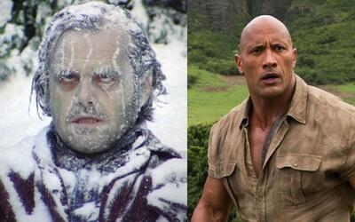 """Dwayne """"The Rock"""" Johnson si zahrá amerického ľudového hrdinu a pokračovanie Osvietenia bude drsné R-ko"""