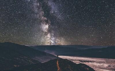 Dychberúca Patagónia a USA, kde by si nenašiel ani živú dušu. Mladý Američan očividne vie, ako svojimi fotkami zaujať