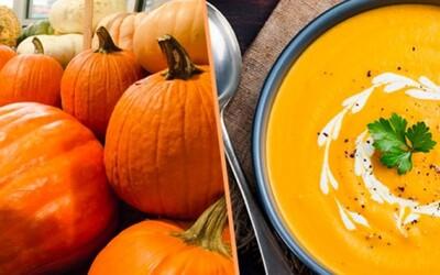 Dýně není jen halloweenská ozdoba, ale i zelenina, která ochrání imunitu, svaly a srdce