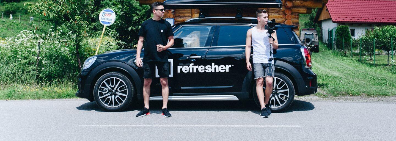 Džob v Refresheri: sales representative. Hľadáme kreatívneho človeka s digitálnymi znalosťami