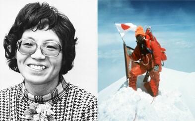Džunko Tabei: Jako první žena zdolala Mt. Everest, bojovala za životní prostředí a nezastavila ji ani rakovina