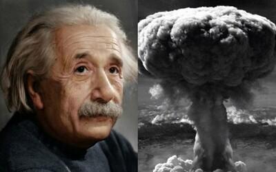 E = mc²: Příběh rovnice, která začala atomový věk