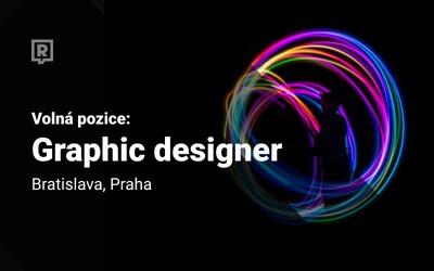 REFRESHER hledá grafického designéra nebo designérku