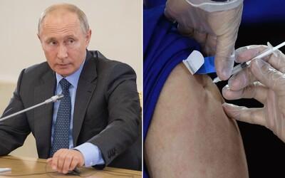 Moskva zavádza povinné očkovanie všetkých zamestnancov sektora služieb. Počet nakazených koronavírusom opäť stúpa.
