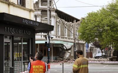 Austrálii zasáhlo zemětřesení o síle šesti stupňů. Stát Viktoria hlásí rozsáhlé škody na domech.
