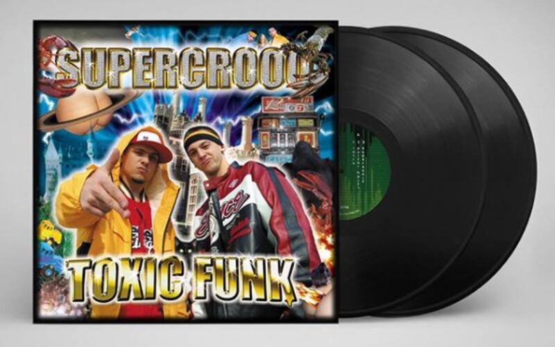 Vinyl Toxic Funk od Supercrooo si můžeš předobjednat už dnes! Jak rychle se speciální edice vyprodá?