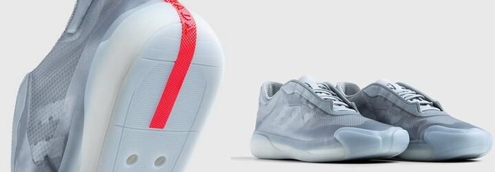 Adidas x Prada predstavujú tenisky inšpirované plachtením. Voda z nich jednoducho vytečie