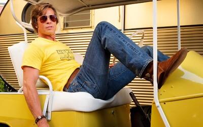 Konečne vieme, či Brad Pitt zabil svoju filmovú manželku v Tarantinovom Once Upon a Time in Hollywood