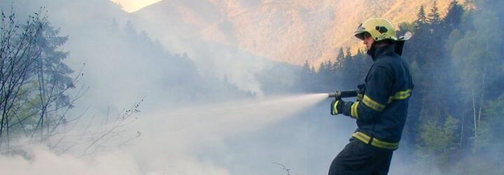 Na celém území Česka kvůli vysokým teplotám hrozí požáry, varuje ČHMÚ