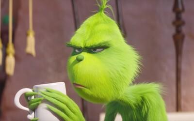 Animovaný hulvát Grinch s hlasem Benedicta Cumberbatche nesnáší Vánoce, a tak se je snaží zkazit každému kolem sebe