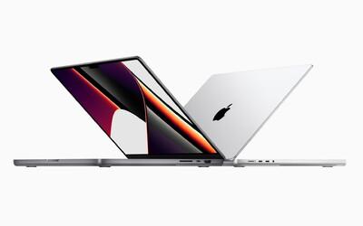 Apple predstavil nový Macbook Pro a najsilnejšia verzia bude stáť 6 839 €. Dostaneš nový displej, konektory, ohromný výkon a výdrž