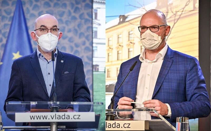 Blatný končí, novým ministrem zdravotnictví bude Petr Arenberger. Plaga ve vedení ministerstva školství zůstává.