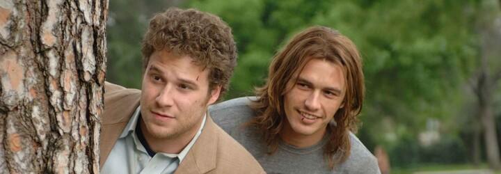 James Franco a Seth Rogen si zahrali v študentskom filme pod taktovkou 17-ročných režisérov. Možnosť točiť filmy chcú dať aj ďalším talentom
