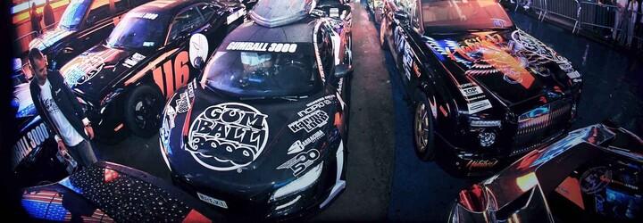 Exkluzivně: Nahlédněte díky našim autentickým záběrům na letošní milionářský závod Gumball 3000!