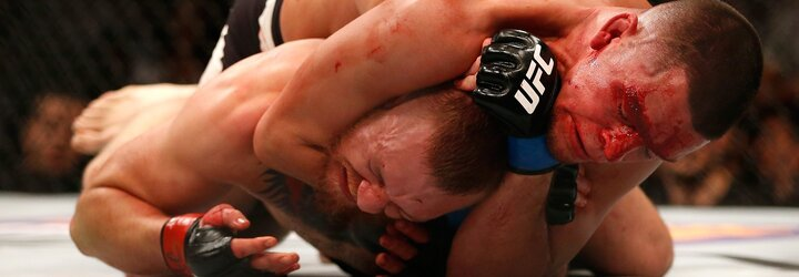 McGregor sa dočkal privítania vo Welterovej váhe prehrou v druhom kole proti Diazovi