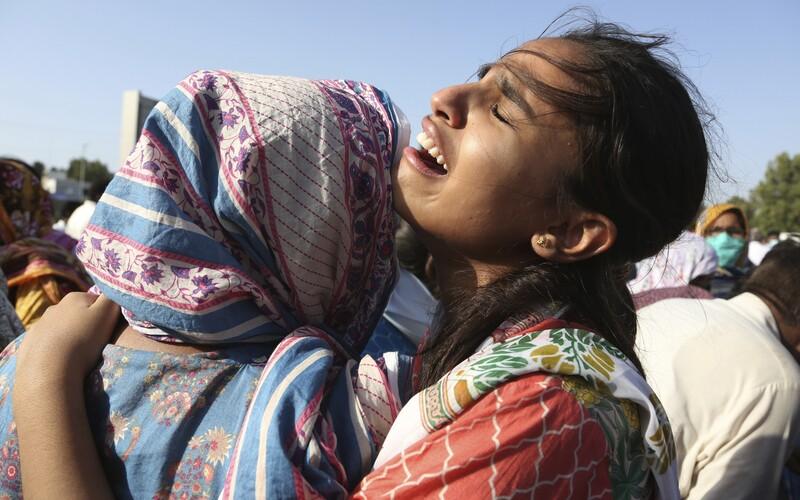 Sexuální násilníci v Pákistánu budou chemicky kastrováni.