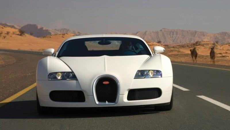 V ktorom filme sa prvýkrát objavilo Bugatti Veyron?