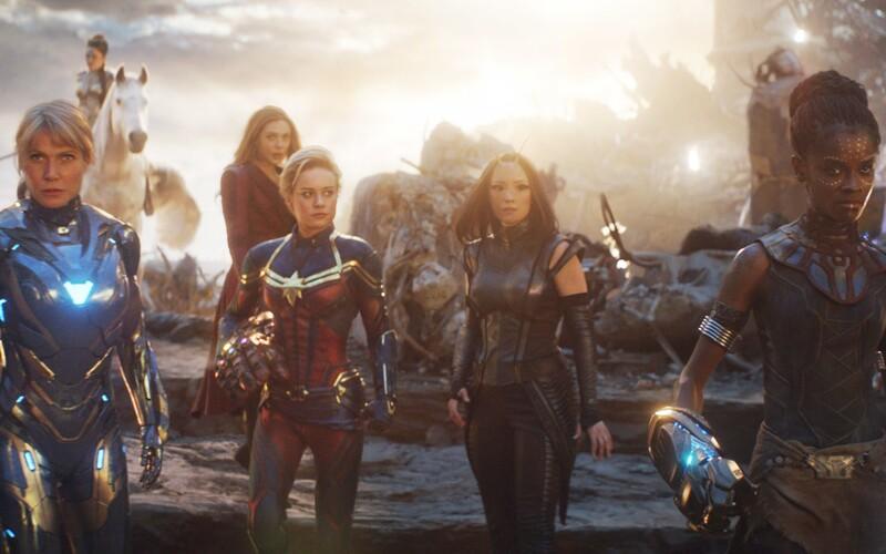 Tvůrci Avengers: Endgame věděli, že scéna s ženskými hrdinkami je špatná. Na poslední chvíli ji zlepšovali, ale ani to nepomohlo.