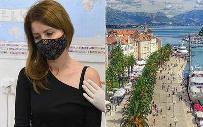 Třetí dávka vakcíny už na podzim? V Chorvatsku ti status očkovaného může vypršet již brzy, i Rakousko stanovilo limit.
